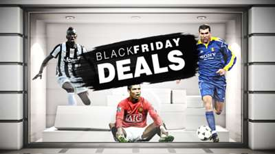 Black Friday Pogba, Ronaldo Zidane