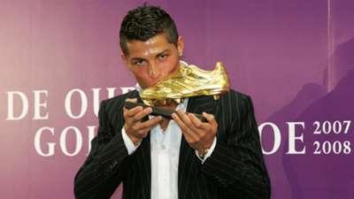 CR7 Golden Shoe 2008
