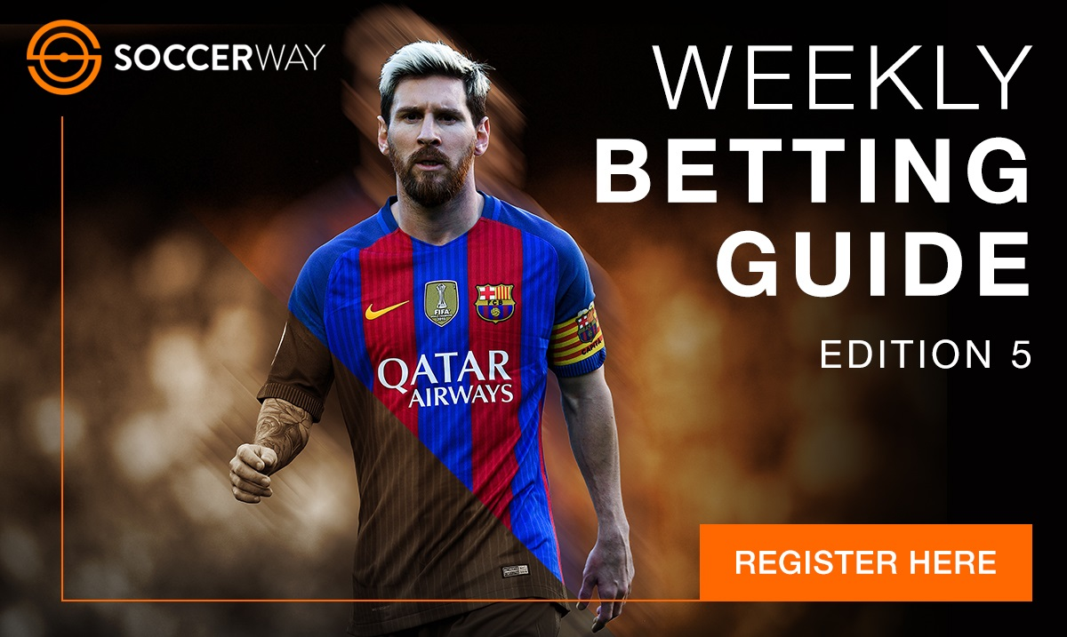 Register now for Soccerway's weekly betting guide | Goal com
