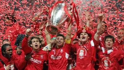 2005 Milan Liverpool Gerrard