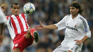Rivaldo Pablo Garcia Olympiakos Real Madrid 28092005
