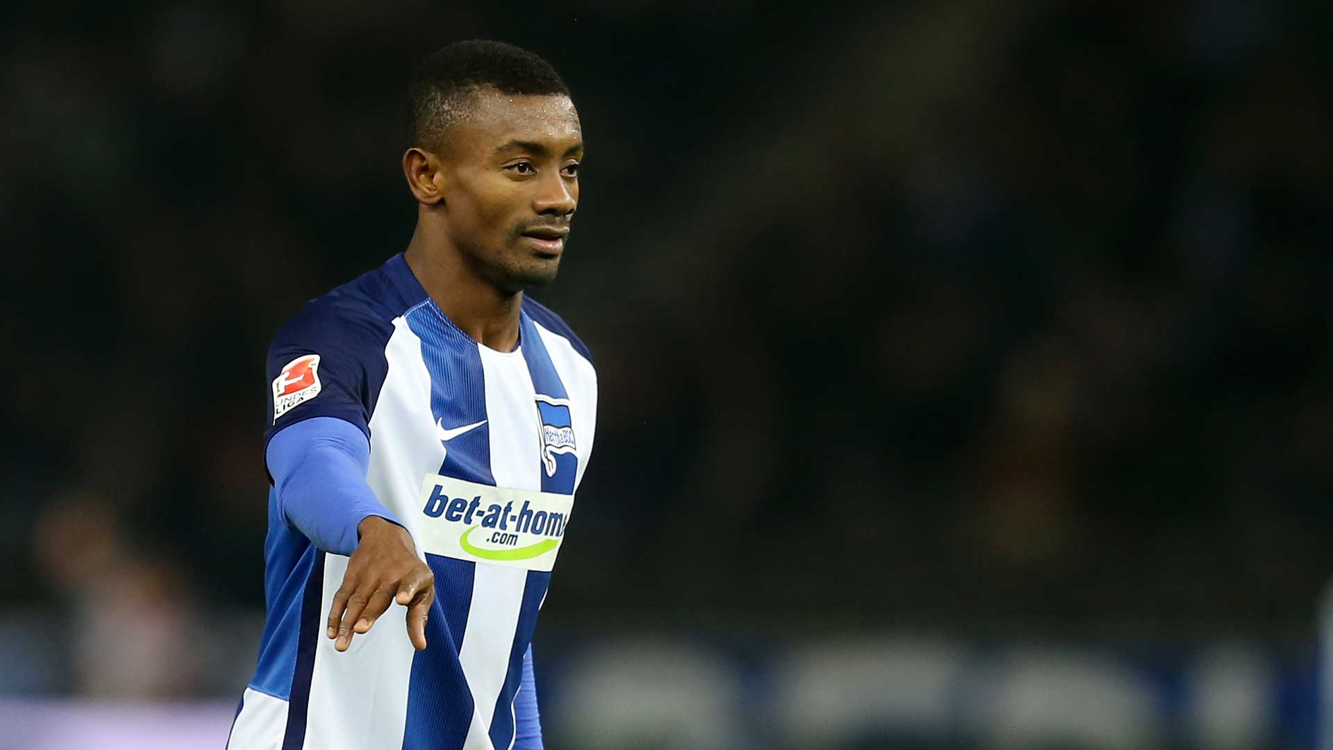 Kalou hits out at former Hertha Berlin manager Klinsmann
