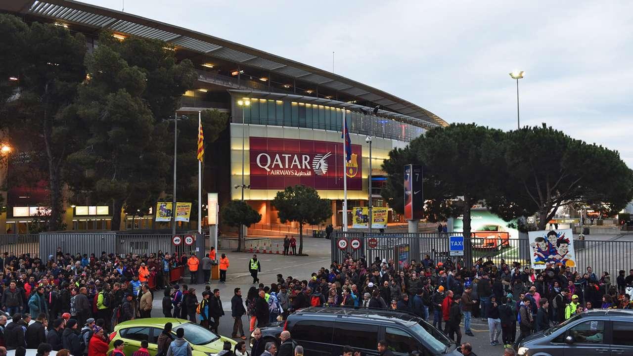 Stadium Barcelona Real Madrid La Liga 22032015
