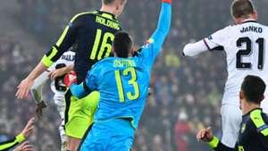 David Ospina Basel Arsenal Champions League