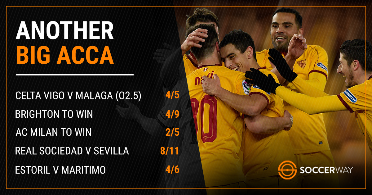 Soccerway's betting guide hits another stat-based