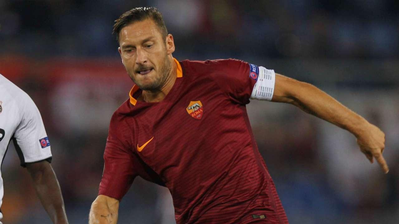 Europa League Team of the Week Totti