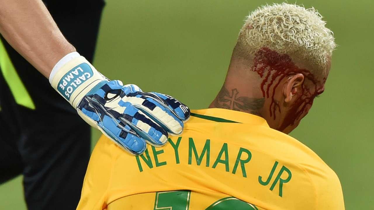 Neymar Brazil 2016