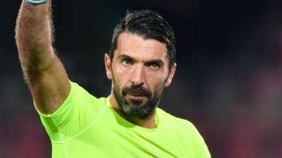 UEFA Team of the Year Gianluigi Buffon
