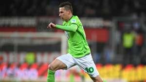 Julian Draxler Wolfsburg