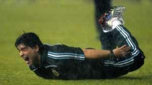Maradona peru 2009
