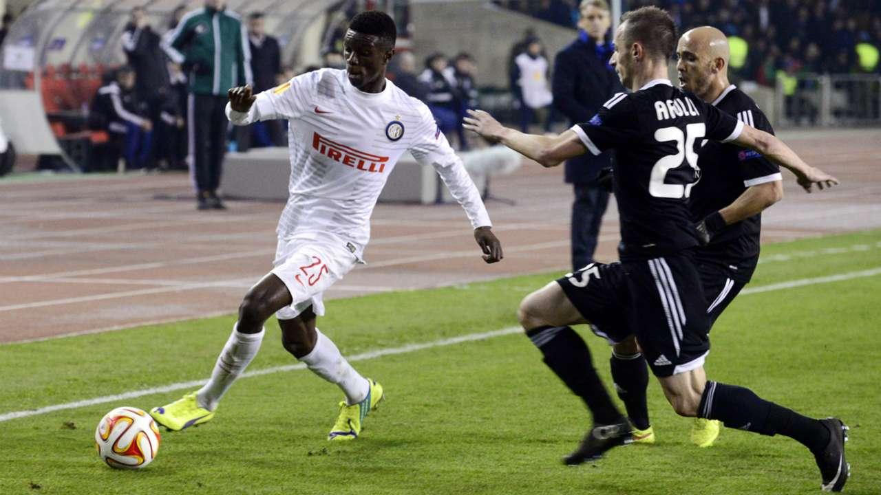 FK Qarabag 0-0 Internazionale   Tofiq Bahramov Stadium, Baku