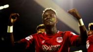 Tammy Abraham scores for Bristol City