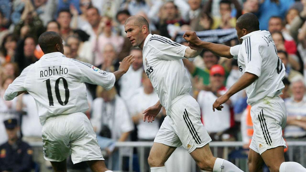 Zinedine Zidane Real Madrid Villarreal La Liga
