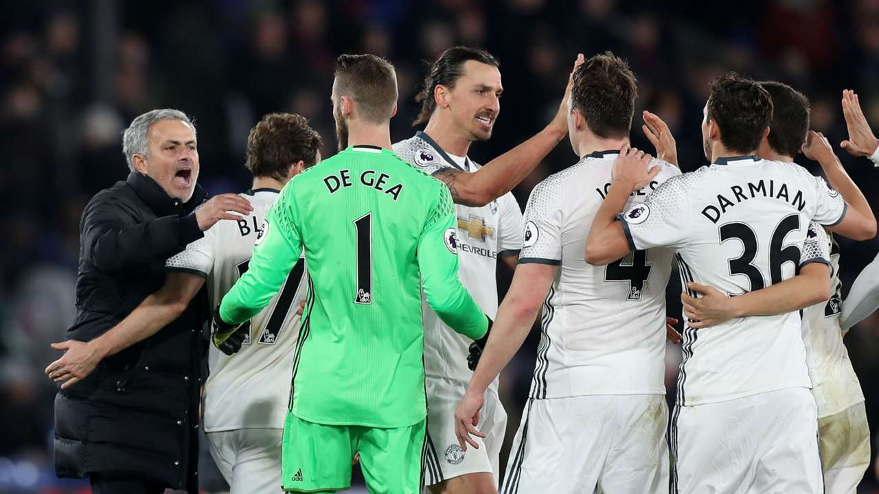 Jose Mourinho Manchester United 14122016