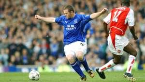 Wayne Rooney Everton Arsenal