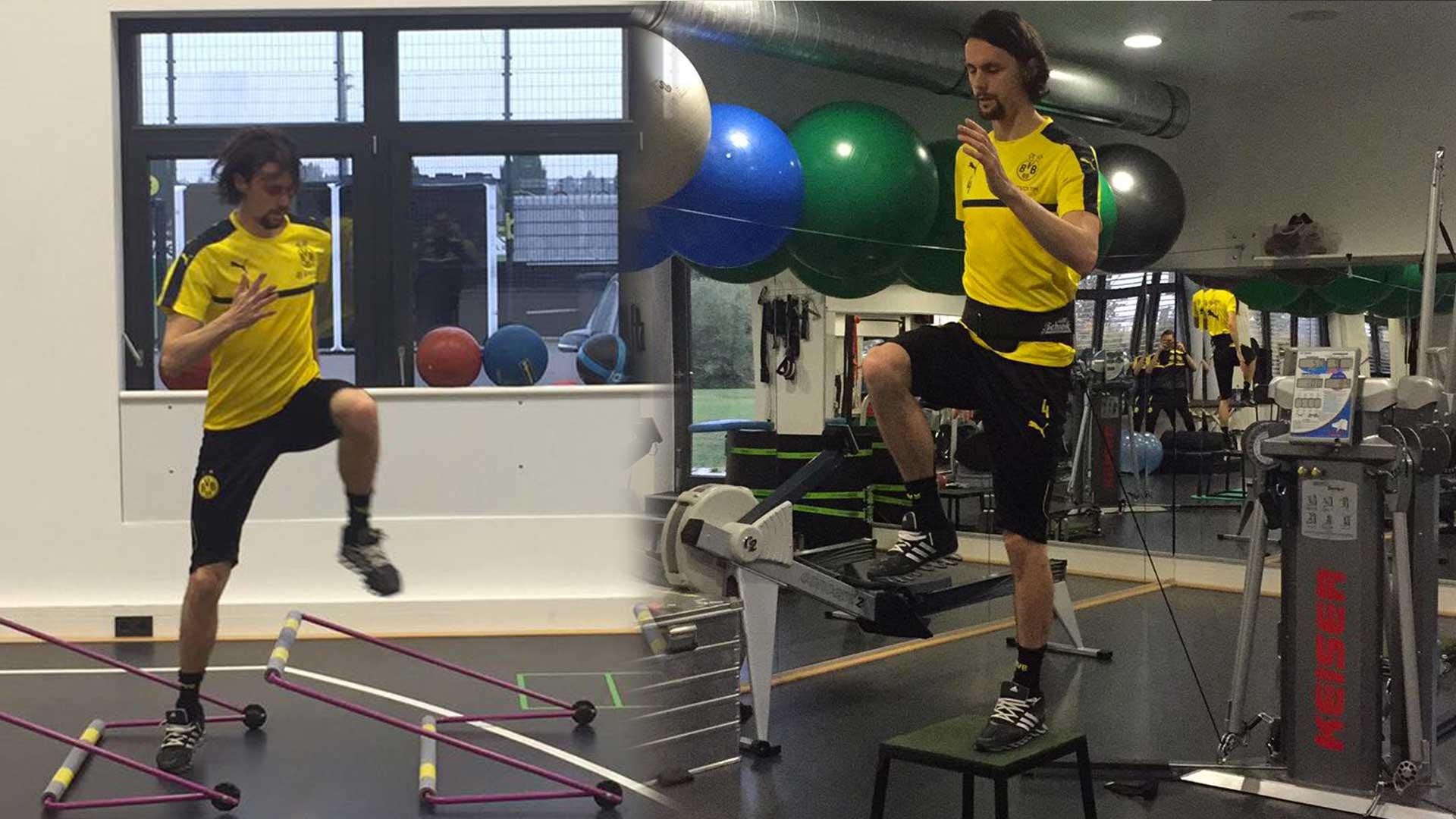 Subotic Nears Dortmund Return Goal Com