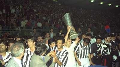 Juventus 1990 UEFA Cup