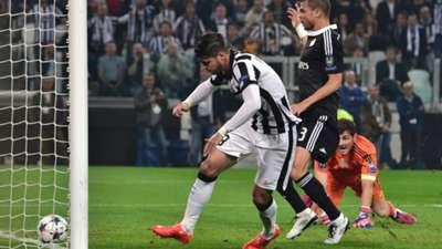 Alvaro Morata Juventus Real Madrid Champions League 05052015