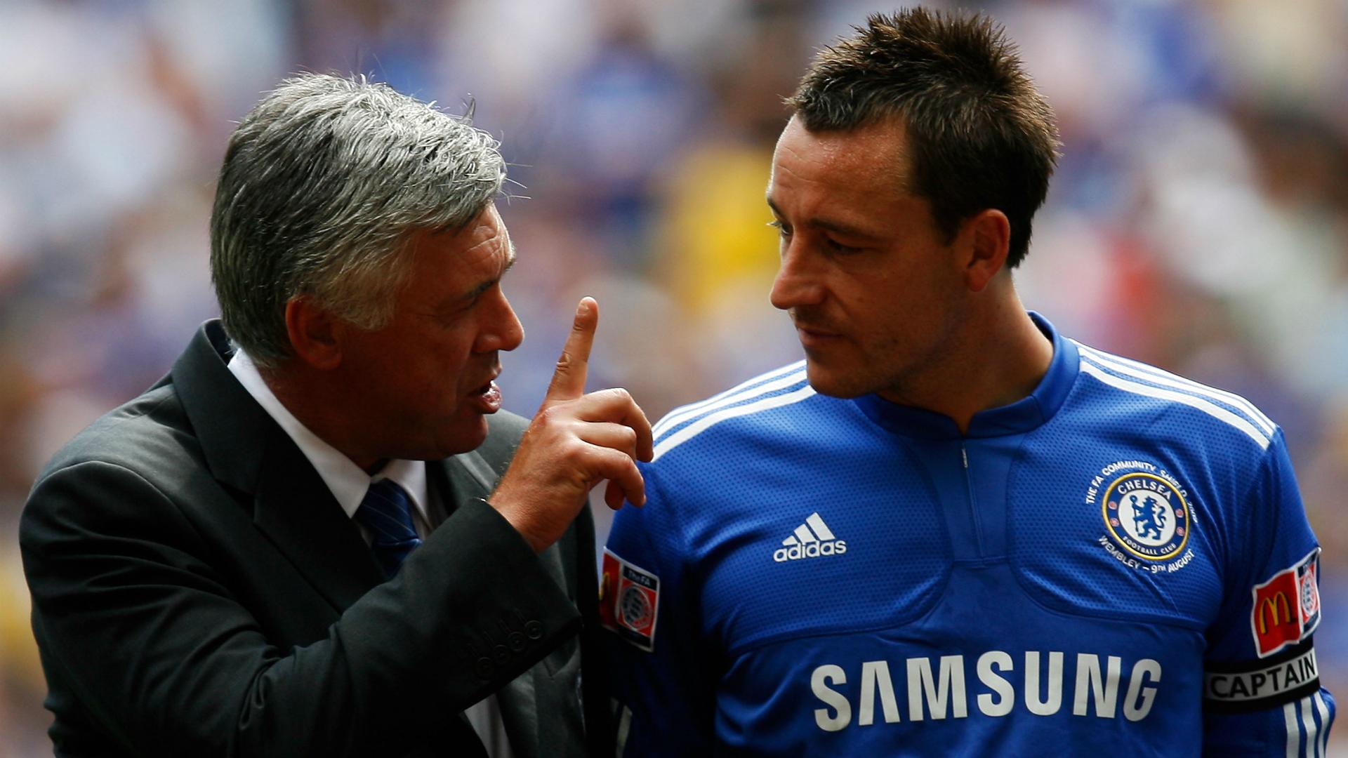 Ancelotti Chelsea 2009