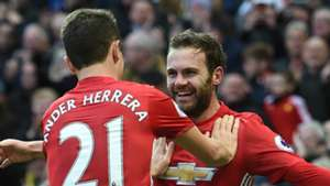 HD Juan Mata Ander Herrera Manchester United