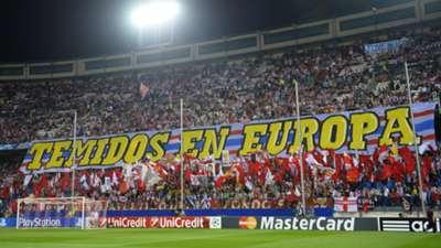 Atleti: Feared in Europe