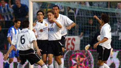 Rafa Benitez Gallery 2 Valencia La Liga 2002
