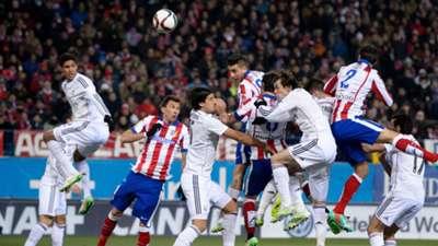 Jose Gimenez Atletico Madrid Real Madrid Copa del Rey 07012015