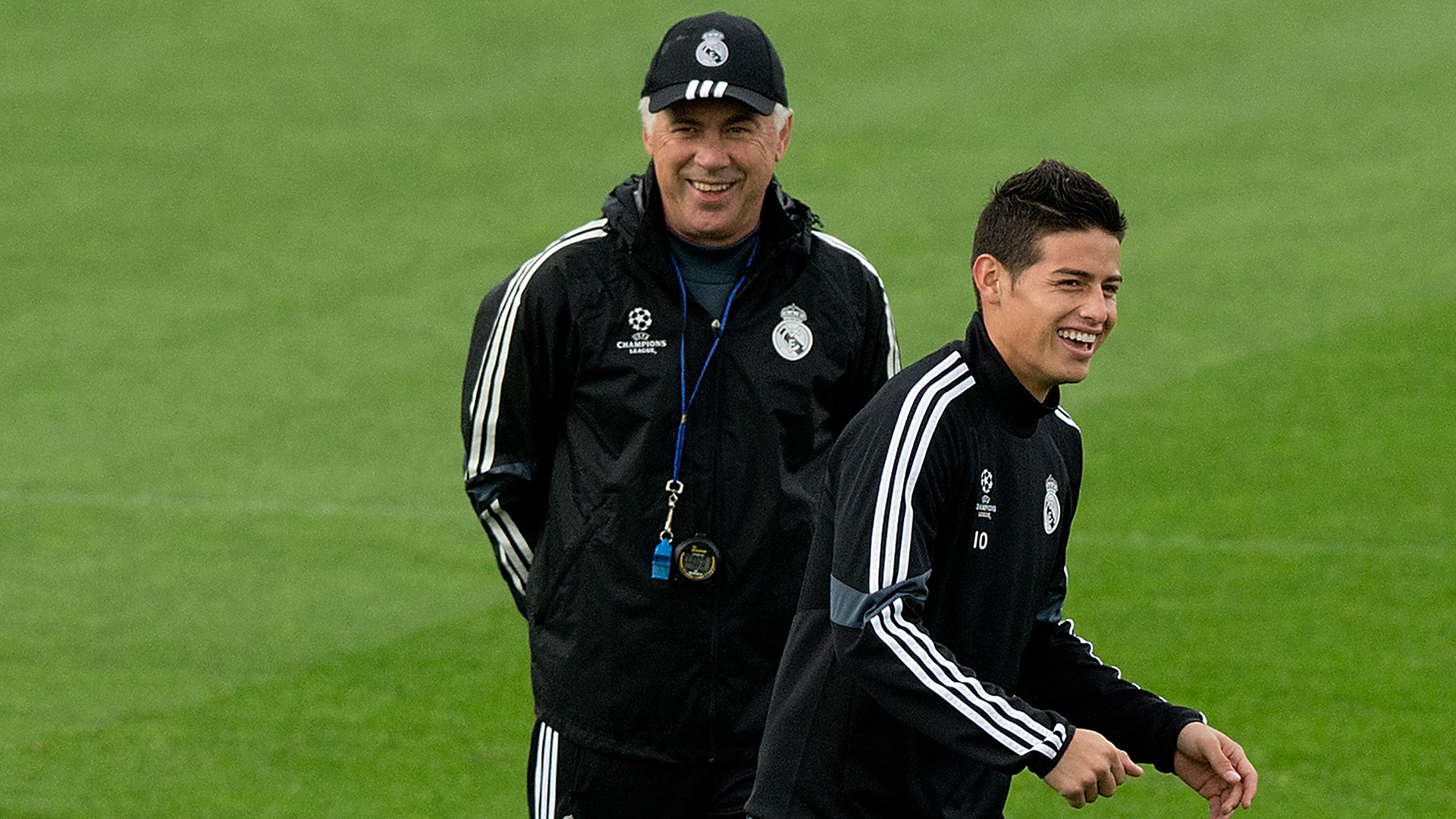 'I like James a lot, but I think he will stay with Madrid' - Everton boss Ancelotti plays down potential reunion with midfielder