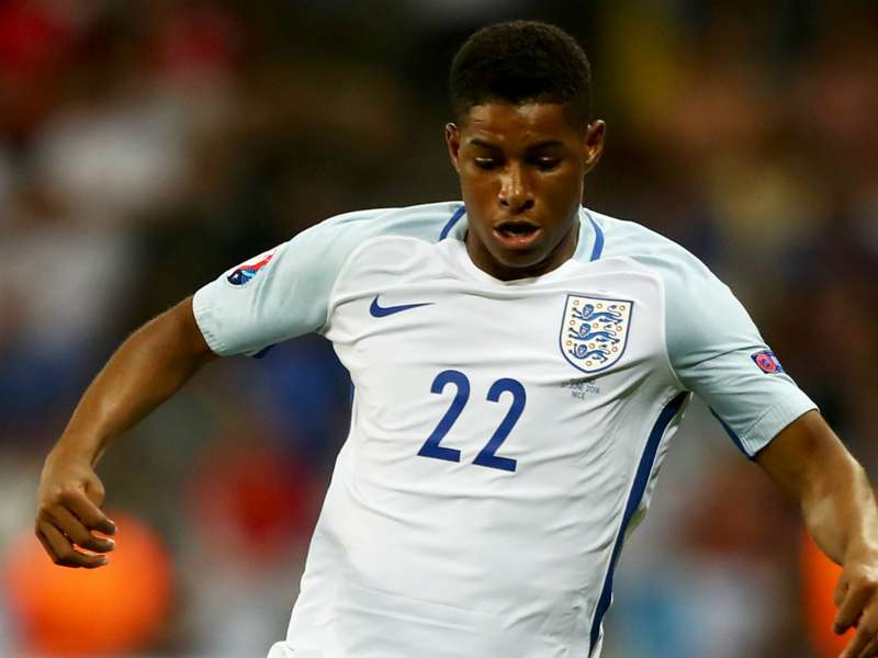 Is Marcus Rashford The Future For Manchester United And England Goal Com