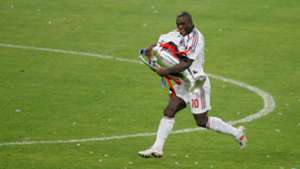 Clarence Seedorf AC Milan Champions League