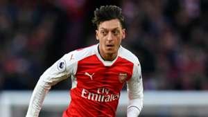 Mesut Ozil Arsenal 2016