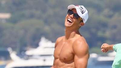 Cristiano Ronaldo Yacht 2015