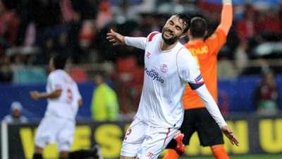 Vicente Iborra Sevilla Europa League