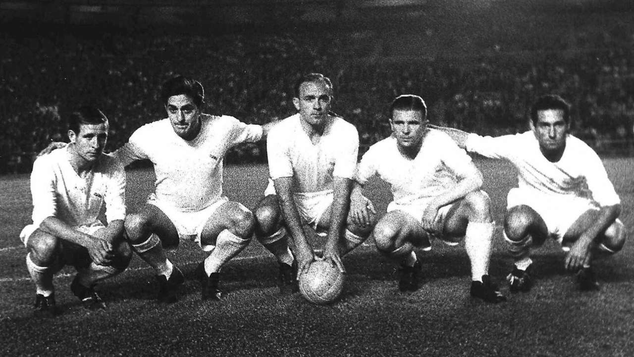 Real Madrid archive