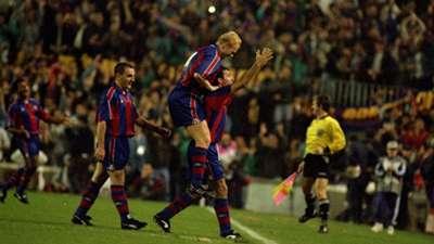 Barcelona 1994 season