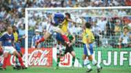Zinedine Zidane France Brazil World Cup 1998