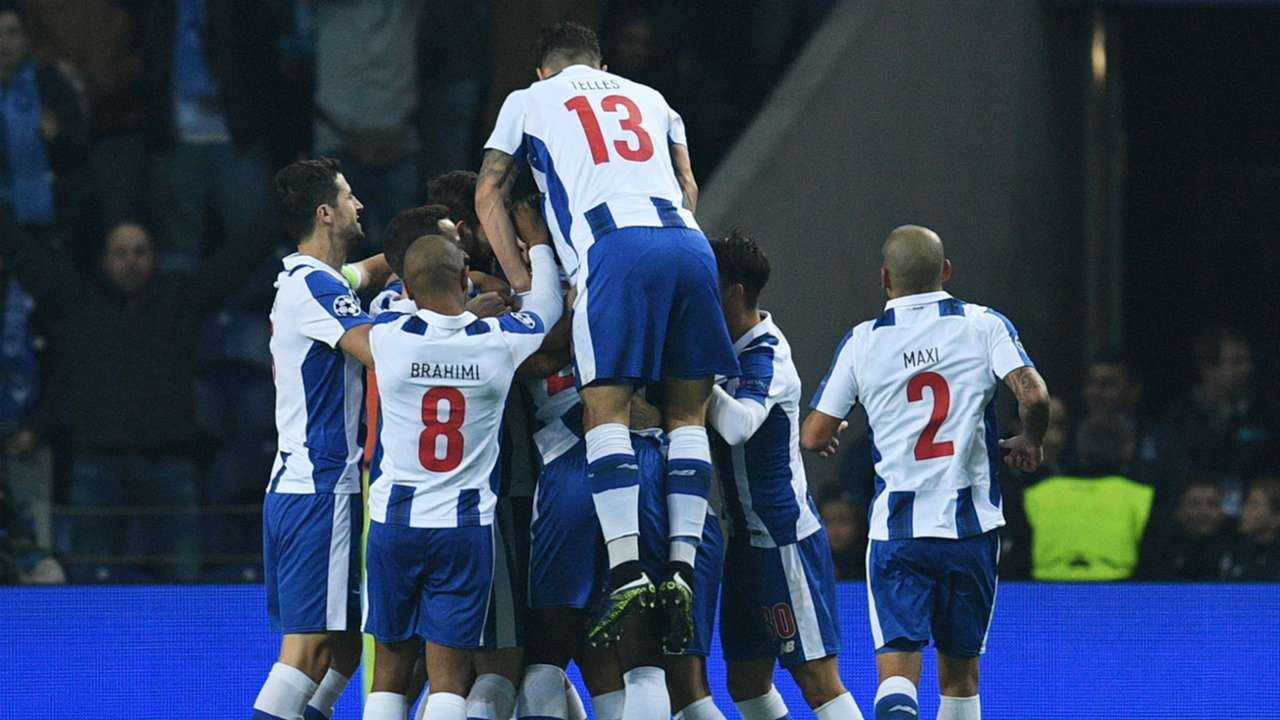 Porto Leicester Champions League 07122016