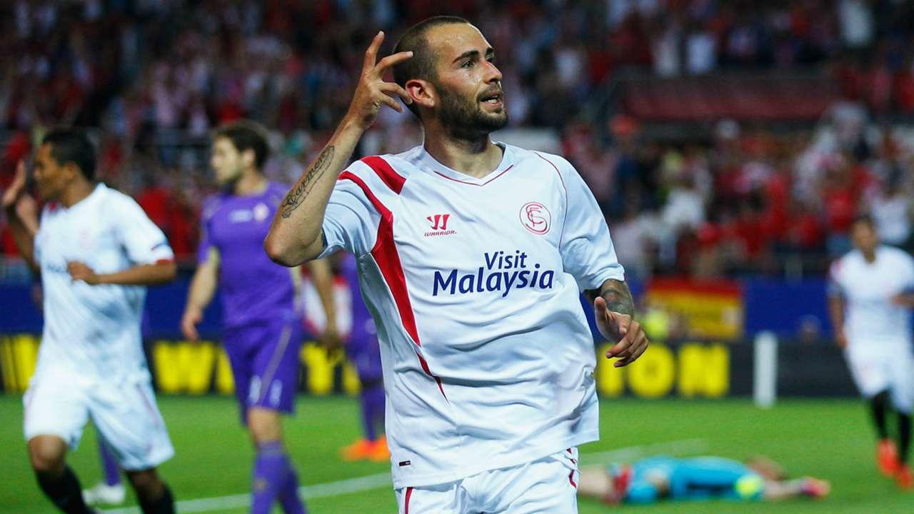 Aleix Vidal Sevilla Europa League
