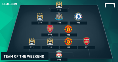 Premier League Team of the Weekend 19102015