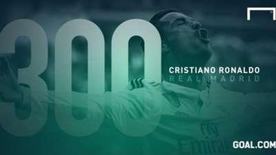 Cristiano Ronaldo 300 GFX
