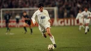 Ivan Zamorano Real Madrid 1995