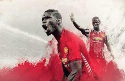 Paul Pogba, Manchester United GFX