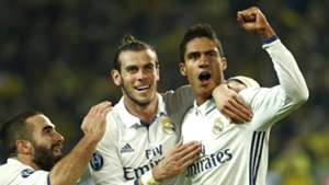 Raphael Varane Champions League Borussia Dortmund v Real Madrid 270916