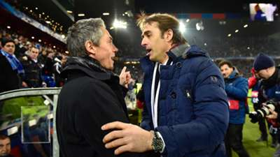 Paulo Sousa Julen Lopetegui FC Basel FC Porto Champions League 18022015