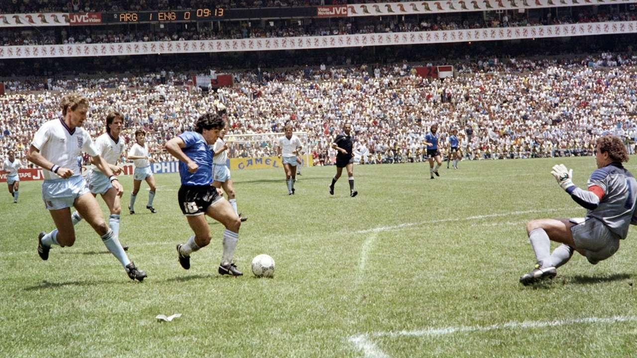 A 31 años de Argentina 2-1 Inglaterra en el Mundial 1986 | Goal.com