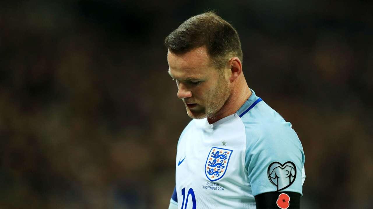 Wayne Rooney England 11112016