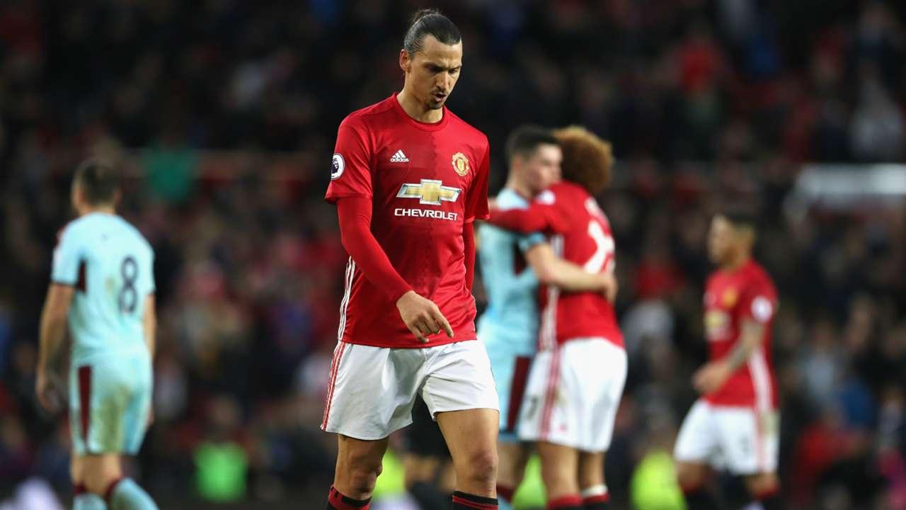 Ibrahimovic Manchester United