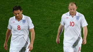 Rooney & Lampard | England