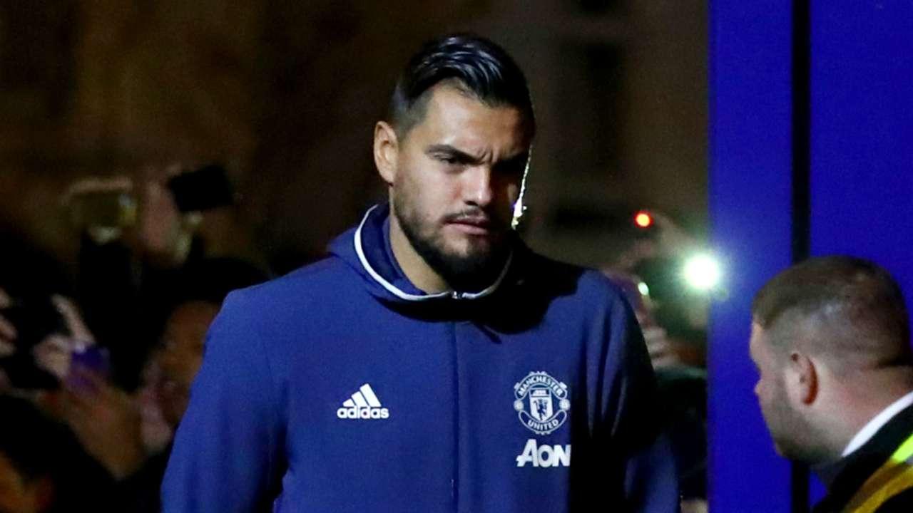 HD Sergio Romero Manchester United