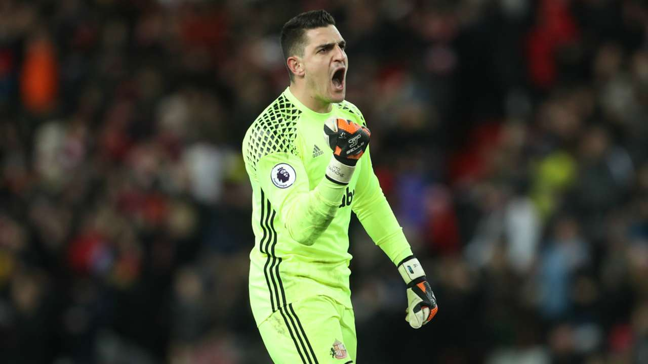 Vito Mannone Premier League Team of the Week